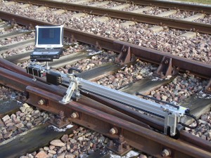 HMG digitaal puntstuk meetinstrument