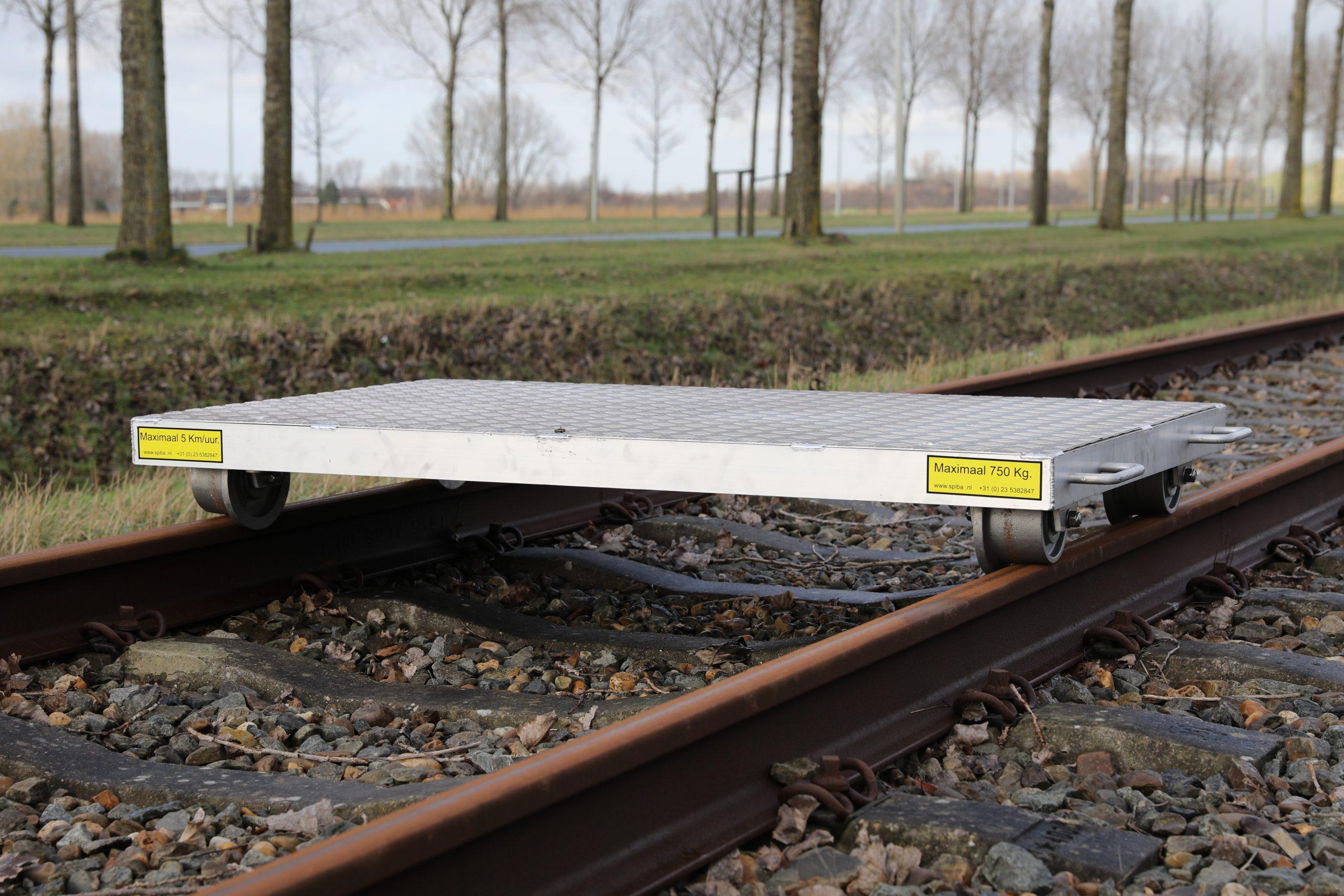 Lorrie lichtgewicht aluminium
