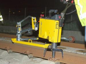Gedore LDB-10 Accu kraagschroefmachine.