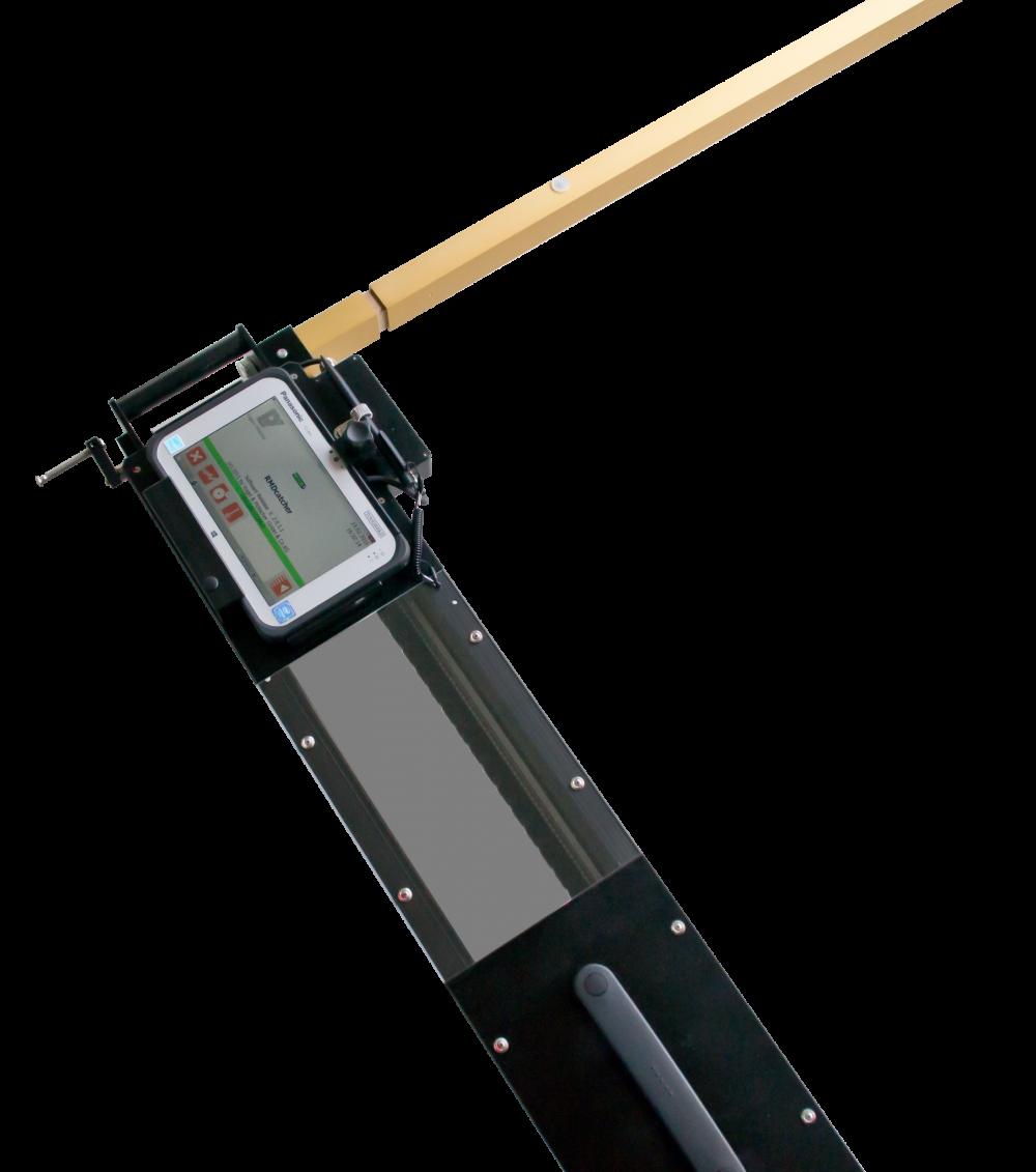RM1200 Vogel & Plötscher golfslijtagemeetinstrument