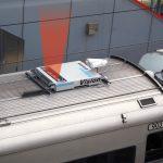Bovenleiding meetinstrument highspeed inclusief slijtagemeting