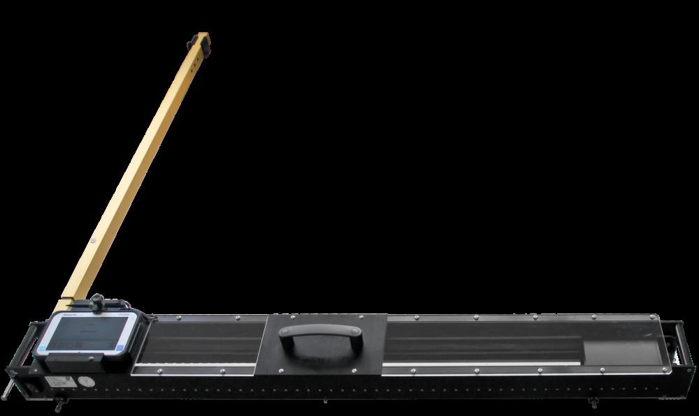 RM1200 digital voor het meten van golfslijtage en lassen