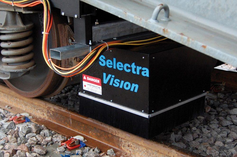 Spiba railprofiel selectra vision