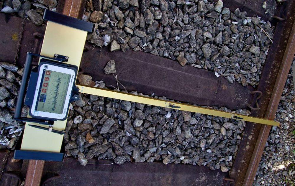 Railoppervlakte meetinstrument RMH150HR