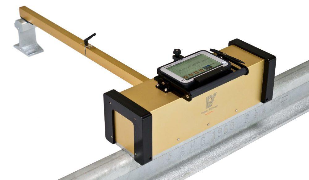 RM150HR Rail Oppervlaktemeting